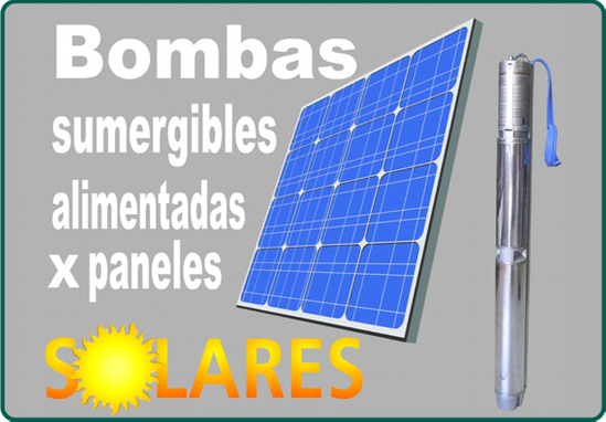 Bombas sumergibles